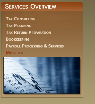 Services Overview link